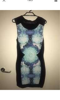 SPORTSGIRL Bodycon Dress - Size Small