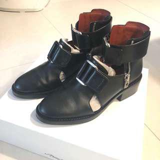 3.1 phillip lim addis cut out boots 短靴