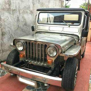FPJ Owner Type Jeep For Sale Original Jewels 🚙