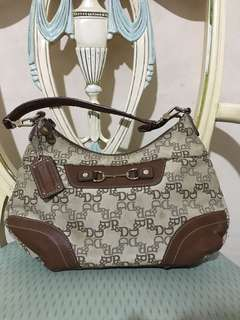 Auth Pinky & Dianne Handbag