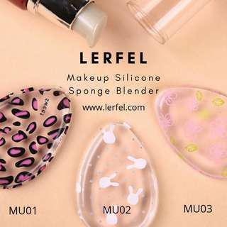 Lerfel Makeup Silicone Sponge Blender