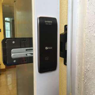 Gateman a20ch digital lock double security