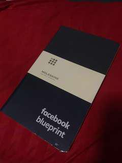 Facebook Moleskine Notebook