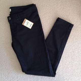 WHO.A.U Black Jeans W28/Waist 28