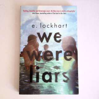 We Were Liars - E.Lockhart