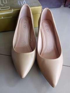 Fladeo heels cream