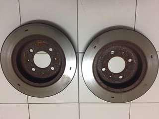 Disc rotor wira 1.6/1.8