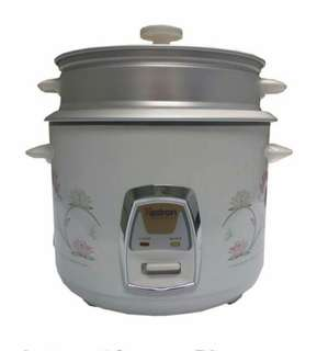 SALE! Astron 10 cups Rice Cooker with STEAMER 1.8L (PRC-1318)