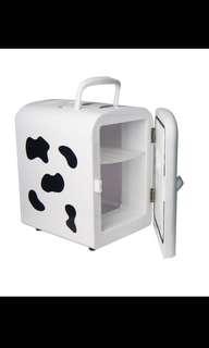Cow portable mini freezer
