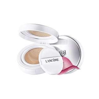 Lancome Blanc expert cushion compact 限量版瞬白亮肌氣墊SPF23/PA++ #BO-01 skin