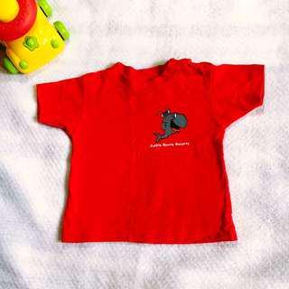 Baby Boy Solid Red Pueblo Bonito Resorts (12M on tag)