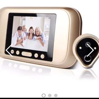 peephole promotion sales now with doorbell for door