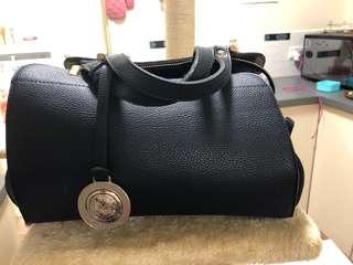 Ladies handbag leather
