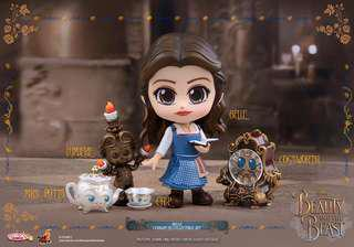 Hot Toys Disney Beauty and the Beast-Belle Series
