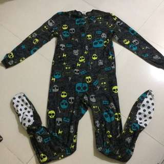 Sleepwear (onesie)