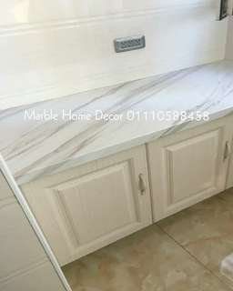 RS 5m Marble sticker wallpaper contact paper