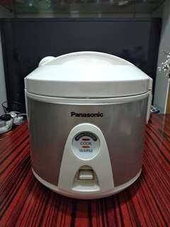 Panasonic 電飯煲 1Litre  (SR-TEM10)  Panasonic Rice Cooker 1 Litre  (SR-TEM10)