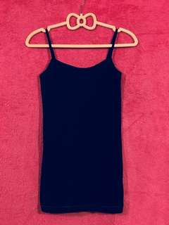 Aeropostale Favorite Cami Navy Blue Small Almost New