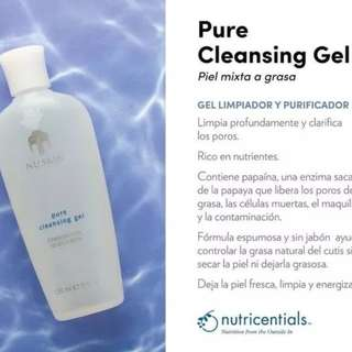 Gel pure cleansing