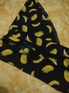 Hijab banana kekinian