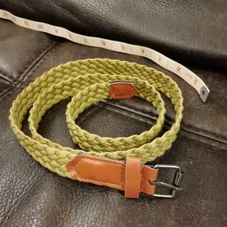 Belt for girl 37inch long