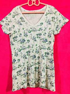 Uniqlo Limited Collection Laura Ashley Floral Top XL