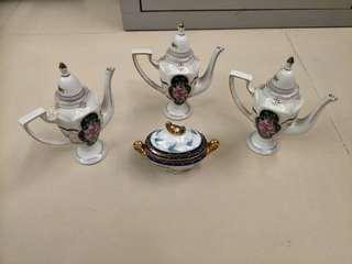 Mini Tea Pots