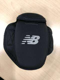 New Balance phone/keys arm band