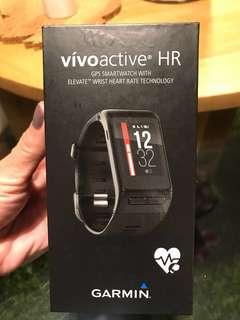 Garmin Vivoactive HR watch