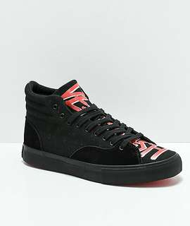 quality design 42250 bf6a7 Diamond Supply Co. x Deathwish Foy Select Hi Skate Shoes