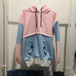Pastel hoodie
