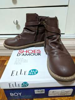 Elle Boots for Kids