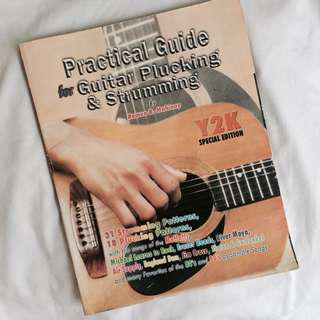 Practical Guide for Guitar Plucking and Strumming