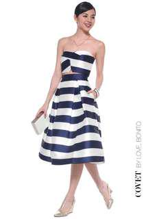 Love Bonito Covet Brisha Striped Bustier