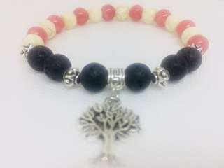 Gemstones healing bracelet, free postage