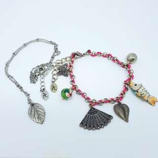 Bracelet Necklace Bundle