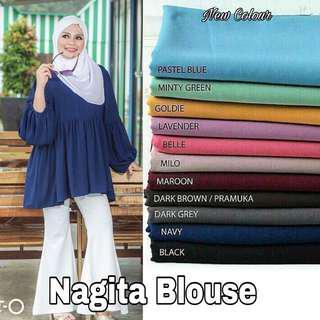Nagita blouse
