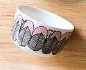 全新100% Marimekko KESTIT pink bowl 日本限定