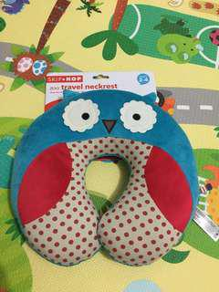 REPRICE!! Skip Hop - neck pillow for toddlers | bantal leher