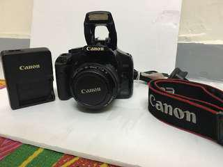 Canon 450D with 50mm lens!!!