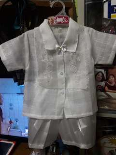 pambinyag for baby boy
