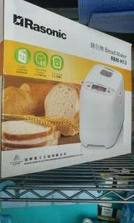 全新 Rasonic 麵包機