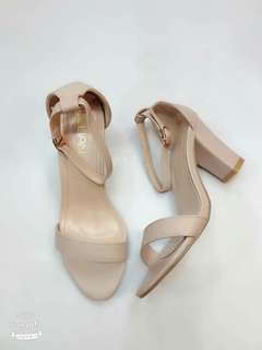 3 inches Block Shoes (code:KL)