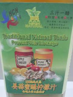 Traditional Natural Tonic