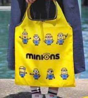全新Minions環保袋(兩款都有)