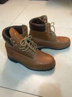 Timberland 復刻版男裝短boot