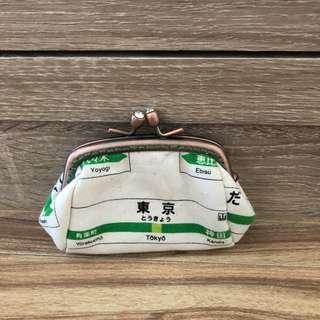 JR 鐵路 山手線 散子包 散紙袋