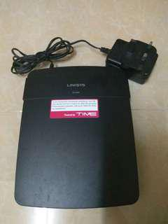 Linksys E1200 wifi router