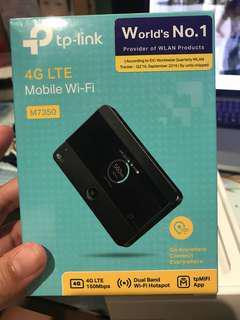 tp-link 4G LTE mobile pocket wifi