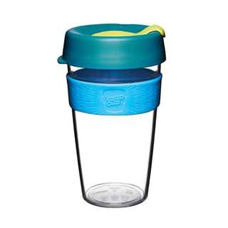 🚚 16oz Keepcup Clear ChangeMakers Series -Ozone